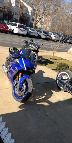 2017 Yamaha R6 for Sale in Springfield, VA