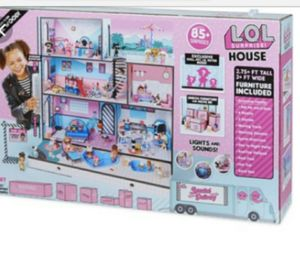 Lol surprise dollhouse for Sale in Minneapolis, MN