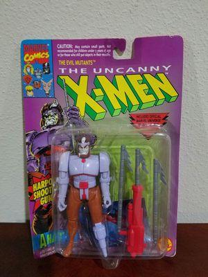 Ahab The Uncanny X-Men Marvel Comics ToyBiz RARE VINTAGE COLLECTABLE Action Figure for Sale in Thonotosassa, FL