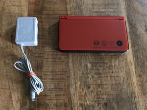 Nintendo DSi XL Red 25th Anniversary Mario Edition + Hiya and Twilight Menu ++ for Sale in Red Hill, PA