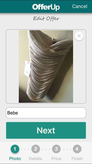 Bebe dress brand new for Sale in Scottsdale, AZ