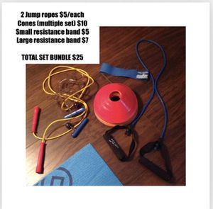 GYM EQUIPMENT for Sale in Fresno, TX