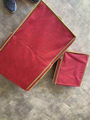 Rubbermaid storage containers cloth for Sale in Chino Hills, CA