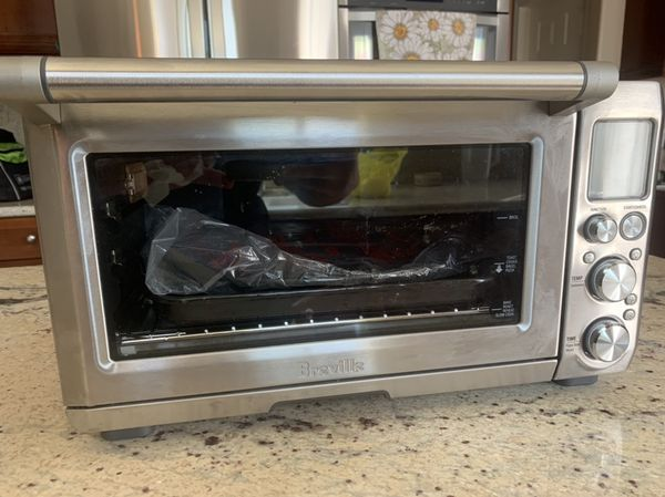 Breville Smart Oven Pro With Light With Convection For