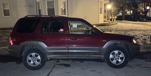 2004 Mazda Tribute LX V6 4WD SUV for Sale in Chicago, IL