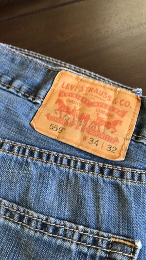 Levi's jeans for Sale in Seal Beach, CA