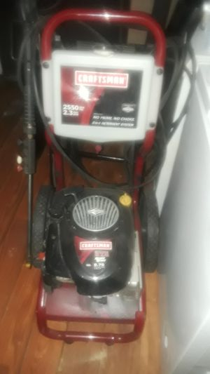 Craftsman Gas pressure washer for Sale in Lexington, KY