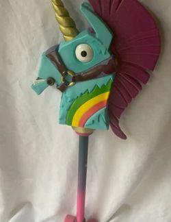 "39"" Fortnite Rainbow Smash Unicorn Pickaxe for Sale in Lynnwood,  WA"