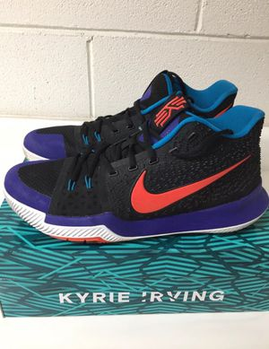 Nike Kyrie Irving 3 size 11.5 used for Sale in Adelphi, MD