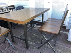 Table (Rustic Style) for Sale in Hubert, NC