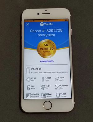 Apple iPhone 6 16GB AT&T Unlocked for Sale in Columbia, SC