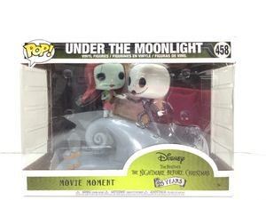 Funko POP! The Nightmare Before Christmas Under the Moonlight Figure for Sale in Kent, WA