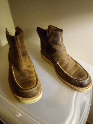 Brown Leather Boots for Sale in Nashville, TN