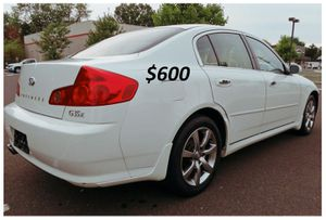 Owner 2OO5 infiniti G35*** for Sale in Rochester, MN