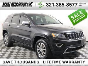 2015 Jeep Grand Cherokee for Sale in Orlando, FL