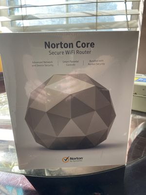 Norton Secure WiFi Router (NEW) for Sale in Fresno, CA