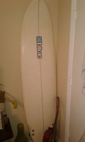 Blue surfboard for Sale in Tampa, FL