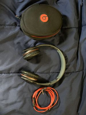 Beats by Dre headphones ($15) for Sale in Irwindale, CA
