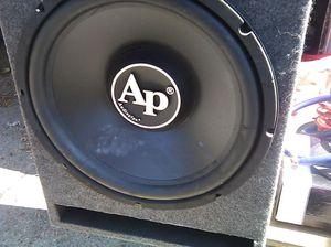 Audio pipe for Sale in Detroit, MI