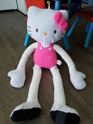 Hello kitty, paw patrol, shimmer and shine pillows, dress up hats,owls for Sale in Suffolk, VA