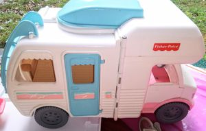 Fisher Price Family Camping Playset for Sale in Hermitage, TN