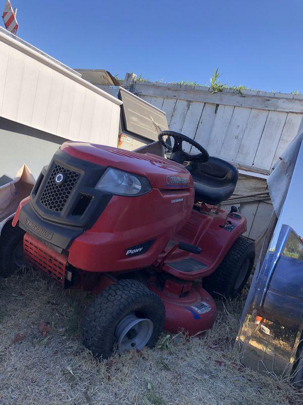 Troybuilt tractor