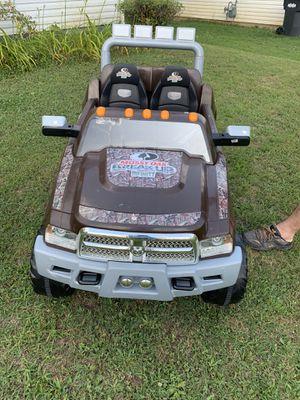 Moosy oak Jeep 12 w for Sale in Riverdale, GA