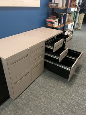 File cabinets for Sale in Silver Spring, MD