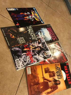 Comic Books for Sale in Los Angeles, CA