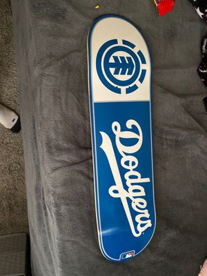 Dodgers skateboard for Sale in Ontario, CA