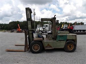 Clark C500 Forklift. 13500 LBS!!! for Sale in Miami, FL