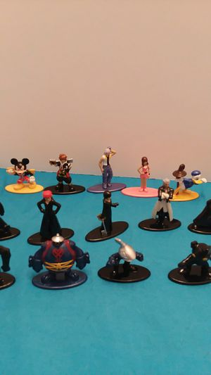 Kingdom Hearts figures for Sale in Fort Myers, FL