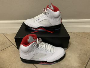 "Jordan 5 Retro ""Fire Reds"" (9) for Sale in Los Angeles, CA"