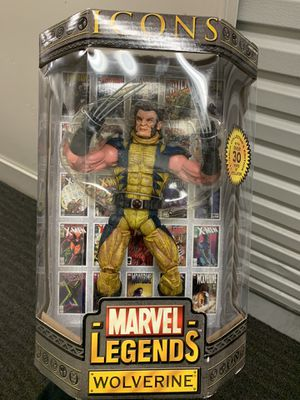 Marvel legends icons wolverine for Sale in Buena Park, CA