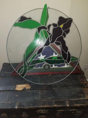 CUSTOM Stain Glass Decor Hanger for Sale in Frederick, MD