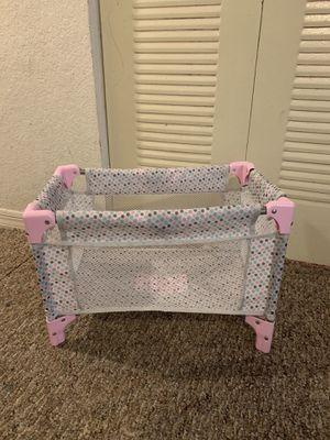 Doll crib for Sale in Winter Garden, FL