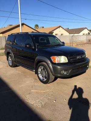2003 Toyota Sequoia for Sale in Phoenix, AZ