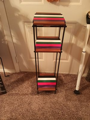 Plant Stand Three Shelves for Sale in San Marcos, TX