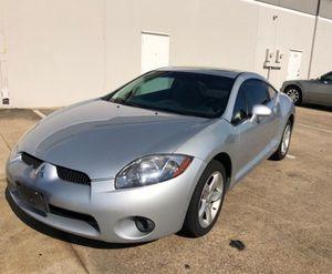 2007 Mitsubishi Eclipse for Sale in DeSoto, TX
