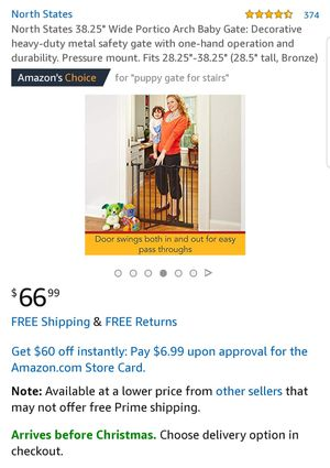Baby Gate for Sale in Sioux Falls, SD