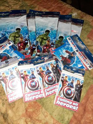 Adventures party pack for Sale in Fresno, CA
