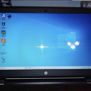 Red HP 15 Laptop for Sale in Lehigh Acres, FL