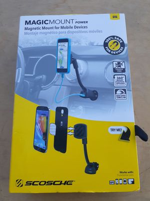 NEW! Magnetic mount for mobile devices for Sale in York, PA