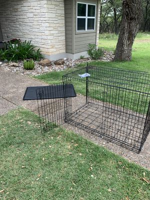 Dog kennel and bed XL for Sale in San Marcos, TX