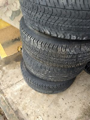 205-70-14. Rims and tires for Sale in Independence, OH