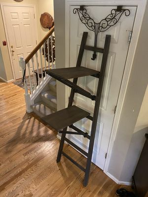 Ladder Wall Shelf by Pottery Barn for Sale in Sammamish, WA