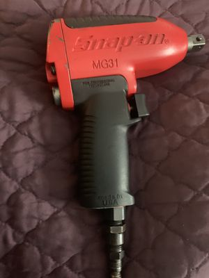 Snap-On MG31 impact gun for Sale in Long Beach, CA