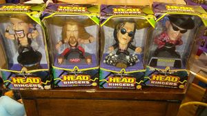 Wcw Ringer Head Action Figures for Sale in Houston, TX