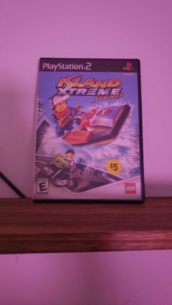 Island Xtreme Stunts [PS2] [Complete]