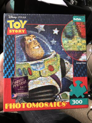 Toy story Photomosaics puzzle NEW for Sale in Los Angeles, CA